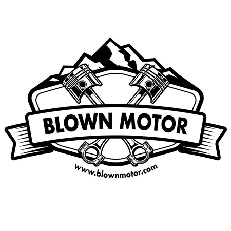 Blown Motor store logo
